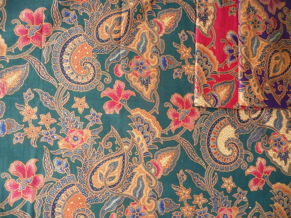 Collection tissu batik classiques 2013 (1/6)