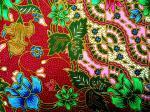 Sarong de tissu batik RJ-5180-RS-CL